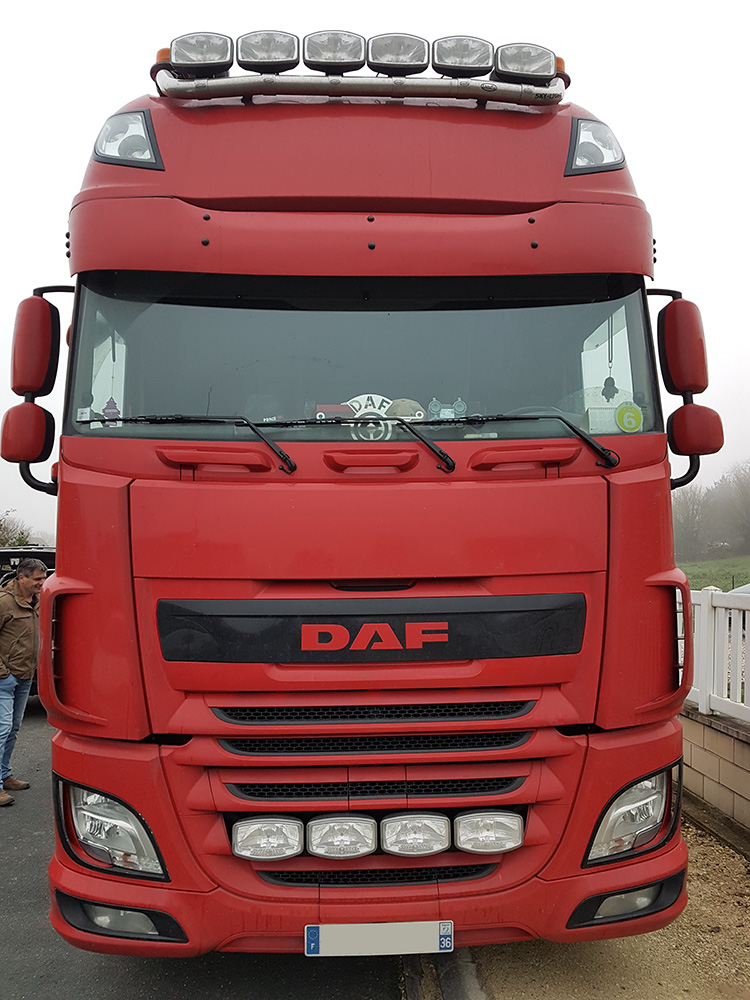 DAF XF 510 EURO6