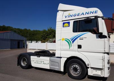 MAN TGX 18.480 Transports VONGEANNE N°7