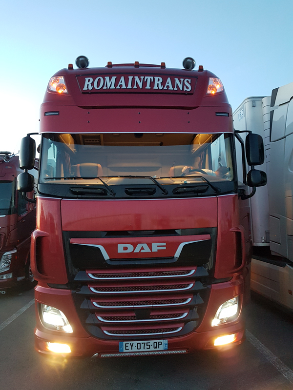 Transports ROMAINTRANS