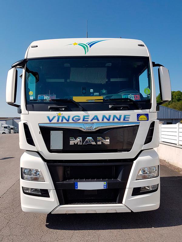 Transports VINGEANNE