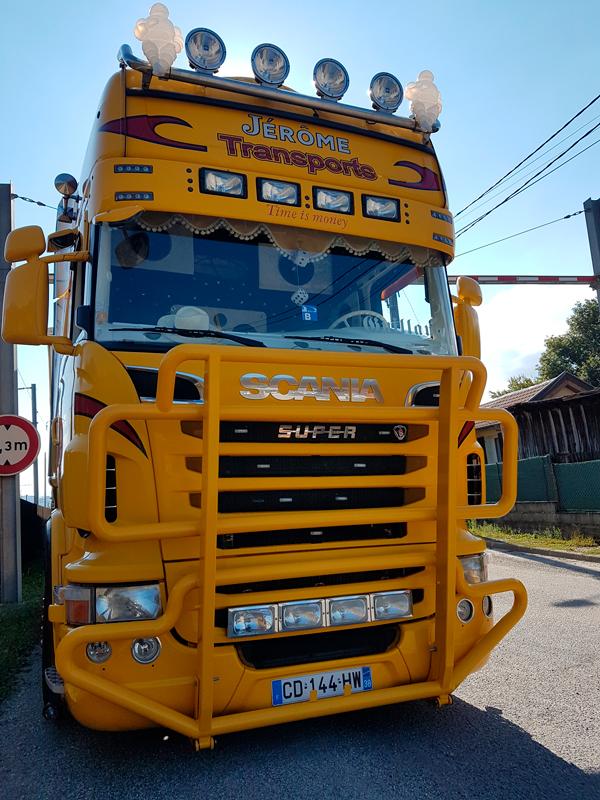 Transports JÉRÔME