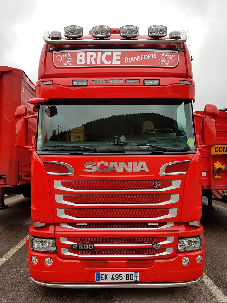 Transports BRICE