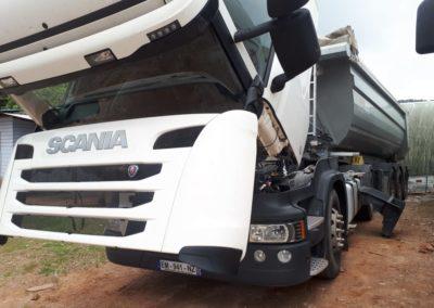 JM Transport Camion Scania VII