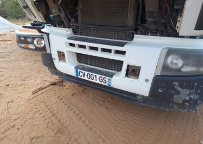 Presta Transports Renault 460 DXI V