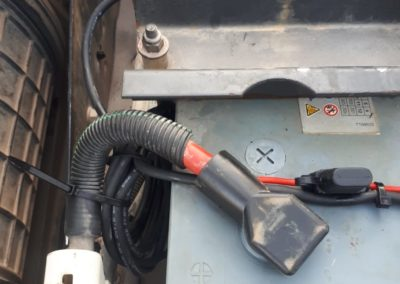 Presta Transports Renault 460 DXI VI