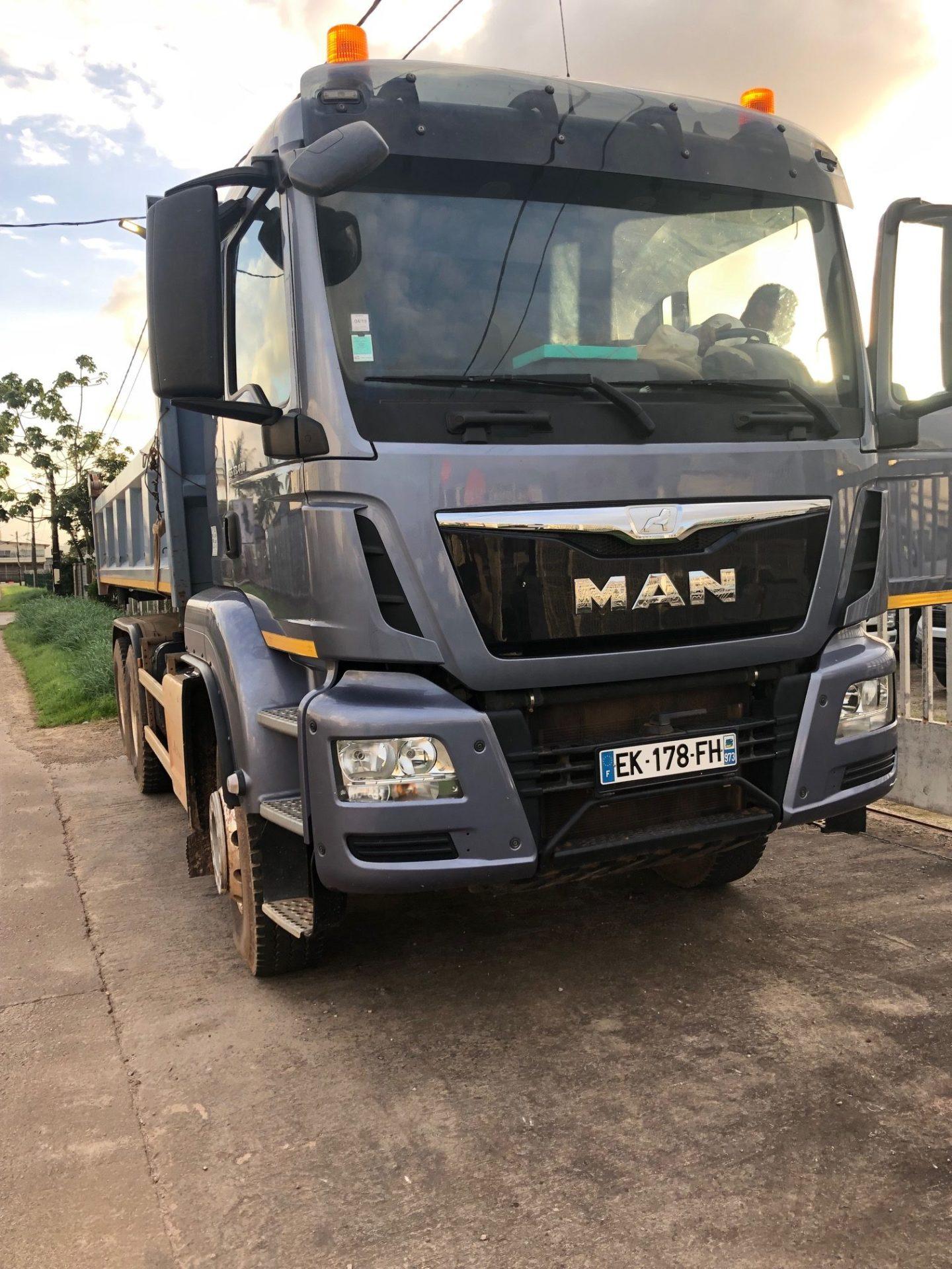 Transports RSG / Guyane