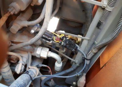 TP Hitachi Zaxis 210 LC VII