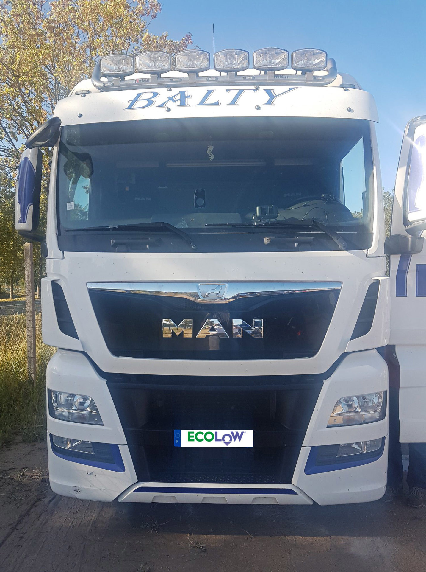 Transports BALTY